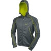 Dynafit Claw Fleece Hooded Jacket - Mens Carbon, L - Dynafit Claw Fleece Hooded Jacket - Men's Carbon,
