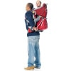 Deuter Kid Comfort III Carrier On Parent