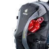 Deuter Speed Lite 20 Backpack - 1200cu in Front Stretch Pocket (bottle not included)