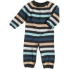 Egg Striped Knit Layette - Infant Boys'