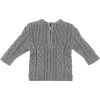 Egg Cable Knit Sweater - Infant Boys'
