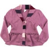 Egg Peplum Cardigan - Toddler Girls'