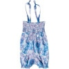 Egg Voile Smock Romper - Infant Girls'