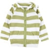 Egg Jersey Full-Zip Hoodie - Infant Boys'