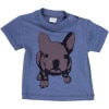 Egg Slub Jersey Dog T-Shirt - Short-Sleeve - Infant Boys'