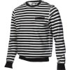 ERGO Clothing Moss Stripe Crew Sweatshirt - Men's