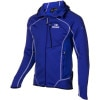 Eider Azimut Fleece Hooded Jacket - Mens Blueberry, XXL - Eider Azimut Fleece Hooded Jacket - Men's Blueberr