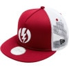 Electric 18 Wheeler Trucker Hat