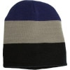 Electric Vinyl Beanie