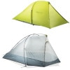 Easton Mountain Products Kilo Tent 2-Person 3-Season Lime/Grey, 2 PERSON