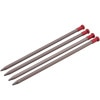 Easton Mountain Products Nano Tent Stakes - 4-Pack Red, 10in - HASH(0xa927f948)