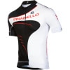 Giordana Trade FormaRed Carbon Pinarello Men's Jersey Pinarello Black/White/Red, L