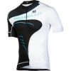 Giordana Trade FormaRed Carbon Pinarello Men's Jersey Pinarello Black/White/Sky Blue, S