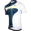 Giordana Trade FormaRed Carbon Pinarello Men's Jersey Pinarello Blue/Green/White, M