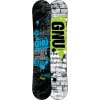 Gnu Carbon Credit BTX Series Snowboard - Wide