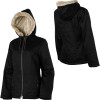 Hemp Hoodlamb Classic Hoodlamb Jacket - Women's