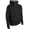 Hemp Hoodlamb Furry Full-Zip Hoody - Men's