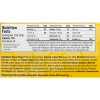 Honey Stinger Energy Bar - 15 Pack nutritional info.