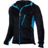 Houdini High Loft Full-Zip Fleece Hooded Jacket - Men's