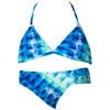 Hurley Looking Glass Triangle & Tab Side Swimsuit - Girls'