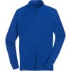 Ibex Woolies Zip T-Neck