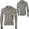 photo: Ibex Full Zip Hooded Shak