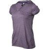 Ibex Rosa Rugosa Hooded Shirt - Short-Sleeve - Women's