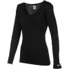 Icebreaker BodyFit 200 Scoop Neck Top - Long-Sleeve - Women's