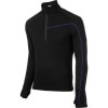 Icebreaker Sport 320 Crosscut Zip-Neck Sweater - Men's