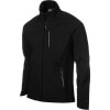 Icebreaker Pure Plus Teton Full-Zip Jacket - Mens Black, L - Icebreaker Pure Plus Teton Full-Zip Jacket - Men's