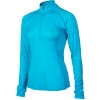Icebreaker Flash Zip-Neck Top - Long-Sleeve - Women's