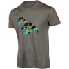 Icebreaker Tech Lite Diamonds T-Shirt - Short-Sleeve - Men's