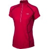 Icebreaker Run Quest Zip Shirt - Short-Sleeve - Women's
