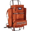 JanSport D2 85 Backpack - 5221cu in Retro Orange, One Size - JanSport D2 85 Backpack - 5221cu in Retro Orange,