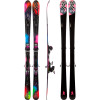 K2 SuperBurnin Ski with Marker ERS 11.0 TC Binding - Women's