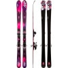 K2 SuperFree Ski with Marker ER3 10.0 Binding - Women's