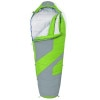 Kelty Light Year XP Sleeping Bag: 20 Degree Synthetic Dark Citron, Reg/Right Zip