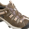 KEEN Targhee ll Hiking Shoe - Women's Lace / Buckle detail
