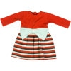 Kate Quinn Organics Bow Dress - Long-Sleeve - Infant Girls'