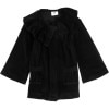 Kate Quinn Organics Pleated Ruffle Jacket - Girls'
