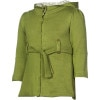 Kate Quinn Organics Sweater Belted Jacket - Girls'