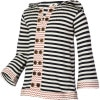 Kate Quinn Organics Sweater Bell-Sleeve Swing Coat - Girls'