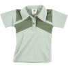 Kate Quinn Organics Retro Stripe Collar Shirt - Short-Sleeve - Infant Boys'