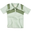 Kate Quinn Organics Retro Stripe Collar Shirt - Short-Sleeve - Toddler Boys'