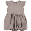 Kate Quinn Organics Pleated Arm Ruffle Pocket Dress - Infant Girls'
