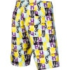 KR3W Scream Board Short - Men's Back