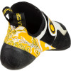 La Sportiva Solution Vibram XS Grip2 Climbing Shoe Back