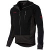 Mammut Kala Patar Tech Fleece Jacket - Mens Black/Graphite, XL - Mammut Kala Patar Tech Fleece Jacket - Men's Black