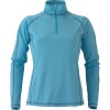 Marmot Lightweight Zip-Neck Shirt - Long Sleeve - Women's