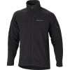Marmot Radiator Fleece Jacket - Mens Black, XXL - fleece jackets,mens fleeces,200 weight fleeces,heavyweight fleece jackets